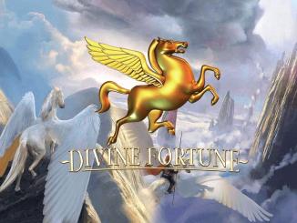 divine fortuneジャックポットスロットゲーム